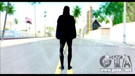 Ginos Ped 38 para GTA San Andreas segunda pantalla
