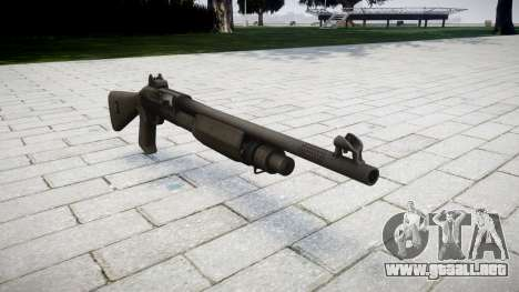 El combate de la escopeta Benelli M3 Convertible para GTA 4