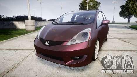 Honda Fit 2006 para GTA 4