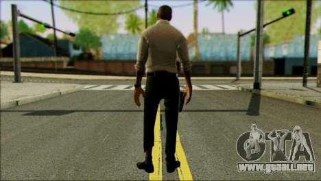 Left 4 Dead Survivor 2 para GTA San Andreas segunda pantalla