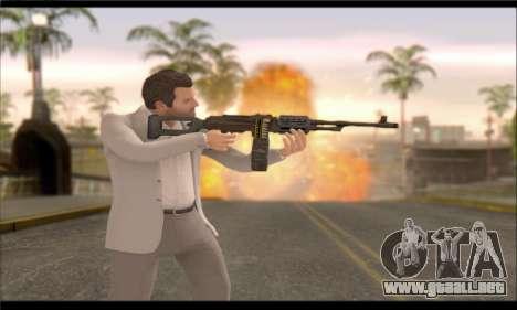 Corsar PayDay 2 ENB para GTA San Andreas sexta pantalla