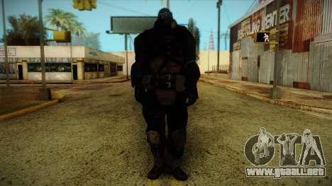 Super Soldier from Prototype 2 para GTA San Andreas