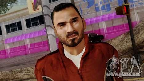 GTA 4 Skin 14 para GTA San Andreas tercera pantalla