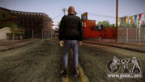 Gedimas Bjorn Skin HD para GTA San Andreas segunda pantalla