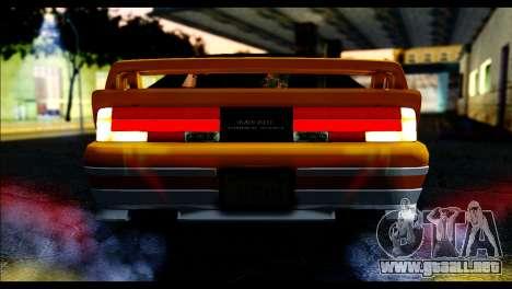 GTA 5 Ruiner Tuning para la visión correcta GTA San Andreas