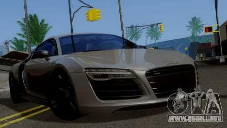 ENBSeries para PC débil v4 para GTA San Andreas sexta pantalla