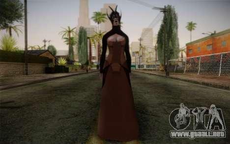 Benezia Beta Final from Mass Effect para GTA San Andreas
