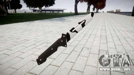 Cuchillo De Supervivencia para GTA 4