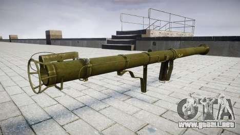 M9A1 Bazooka para GTA 4 segundos de pantalla