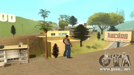ColorMod v1.1 para GTA San Andreas