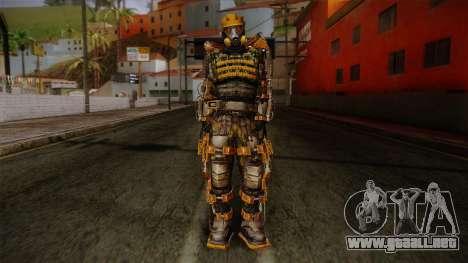 Freedom Exoskeleton para GTA San Andreas
