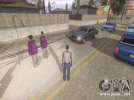 ENB_OG débil para PC para GTA San Andreas quinta pantalla