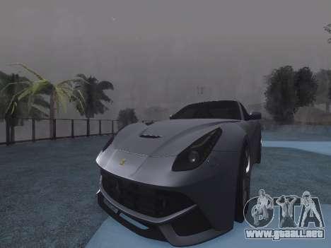 ENB_OG débil para PC para GTA San Andreas sucesivamente de pantalla