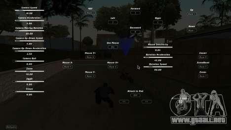 CumHunt - plugin de video para GTA San Andreas tercera pantalla