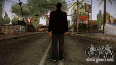 Gedimas Jeffm Skin HD para GTA San Andreas segunda pantalla