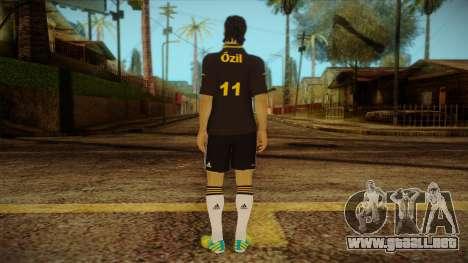Footballer Skin 4 para GTA San Andreas segunda pantalla