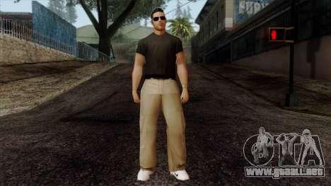 LCN Skin 2 para GTA San Andreas