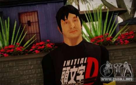 Ginos Ped 12 para GTA San Andreas tercera pantalla