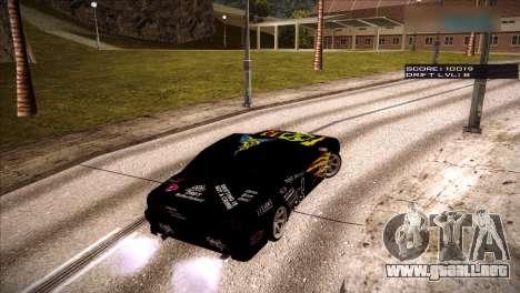 Vinilos para Elegía para GTA San Andreas sucesivamente de pantalla