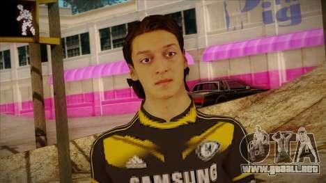 Footballer Skin 4 para GTA San Andreas tercera pantalla