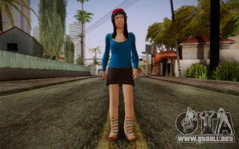 Ginos Ped 5 para GTA San Andreas