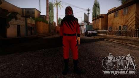Kane Masked from  Smackdown Vs Raw para GTA San Andreas