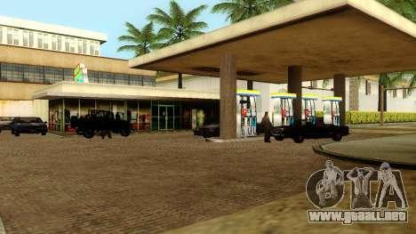 La recuperación de las estaciones de Los Santos para GTA San Andreas décimo de pantalla
