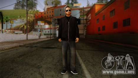 Gedimas Jeffm Skin HD para GTA San Andreas
