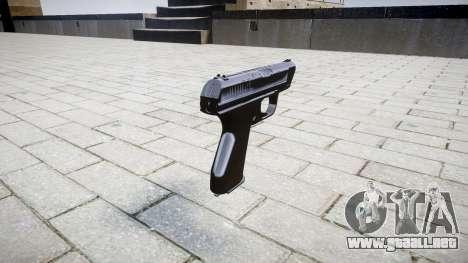 Pistola Heckler & Koch VP70 para GTA 4 segundos de pantalla