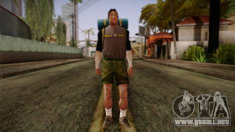 GTA San Andreas Beta Skin 18 para GTA San Andreas