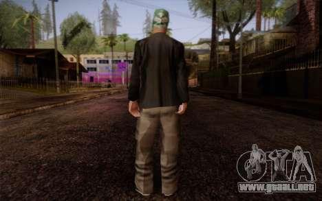 New Lsv Skin 2 para GTA San Andreas segunda pantalla