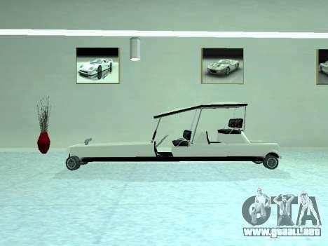 Limgolf para la visión correcta GTA San Andreas