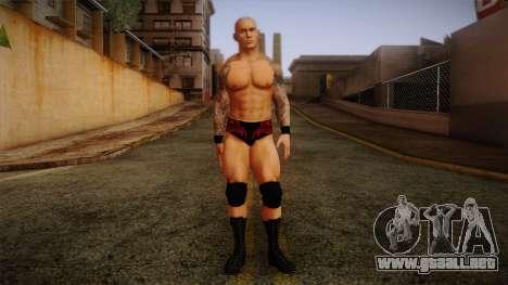 Randy Orton from Smackdown Vs Raw para GTA San Andreas