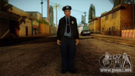 GTA 4 Emergency Ped 7 para GTA San Andreas