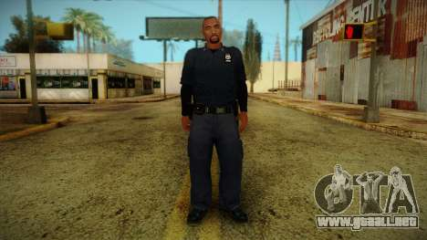 GTA 4 Emergency Ped 8 para GTA San Andreas