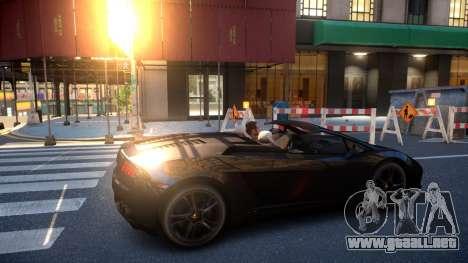 CryENB V3 para GTA 4 segundos de pantalla