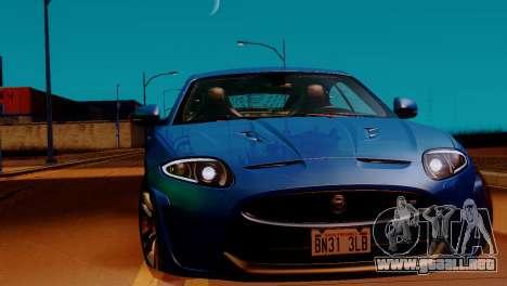 ENBSeries para PC débil v4 para GTA San Andreas sucesivamente de pantalla