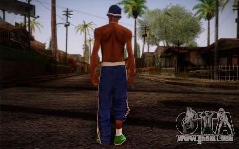 New Lsv Skin 1 para GTA San Andreas segunda pantalla