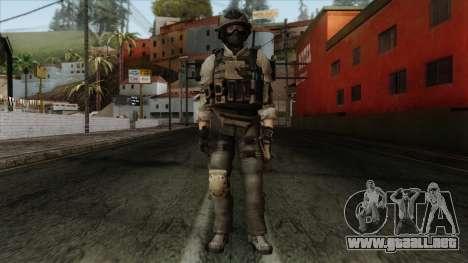Modern Warfare 2 Skin 15 para GTA San Andreas