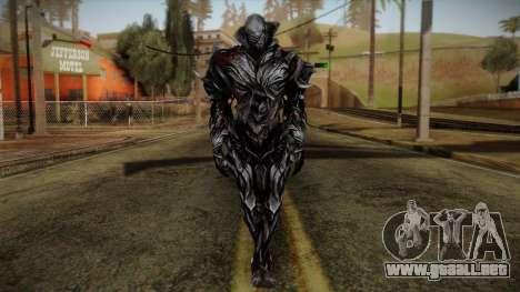 Alex Armored from Prototype 2 para GTA San Andreas