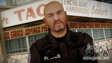 GTA 4 Emergency Ped 15 para GTA San Andreas tercera pantalla