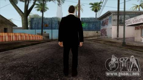 LCN Skin 3 para GTA San Andreas segunda pantalla