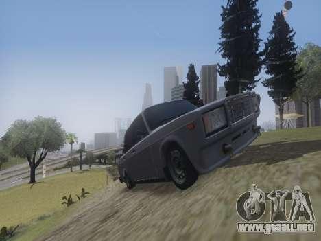 ENB_OG débil para PC para GTA San Andreas segunda pantalla