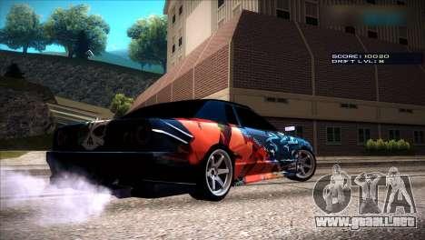 Vinilos para Elegía para GTA San Andreas sexta pantalla