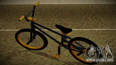 BMX Life edition para GTA San Andreas vista posterior izquierda