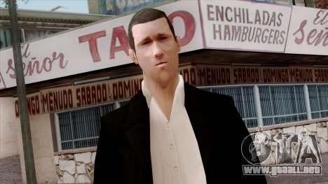 LCN Skin 3 para GTA San Andreas tercera pantalla