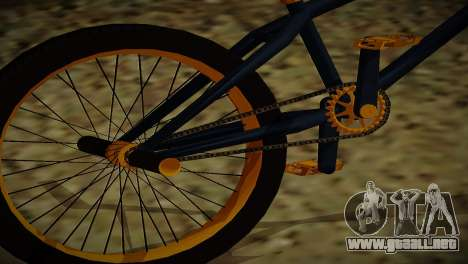 BMX Life edition para GTA San Andreas left