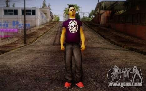 Ginos Ped 28 para GTA San Andreas