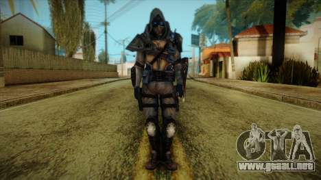 Blackwatch from Prototype 2 para GTA San Andreas