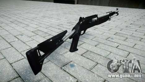 La escopeta XM1014 para GTA 4 segundos de pantalla